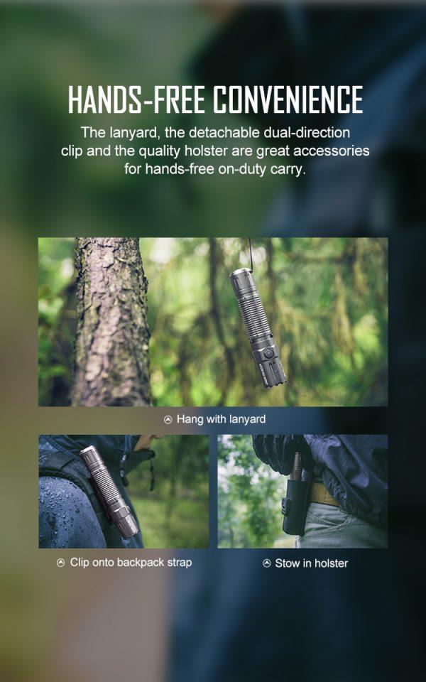 Olight M2R Pro Warrior